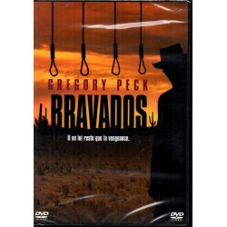 Bravados (Gregory Peck) - DVD Zone 2