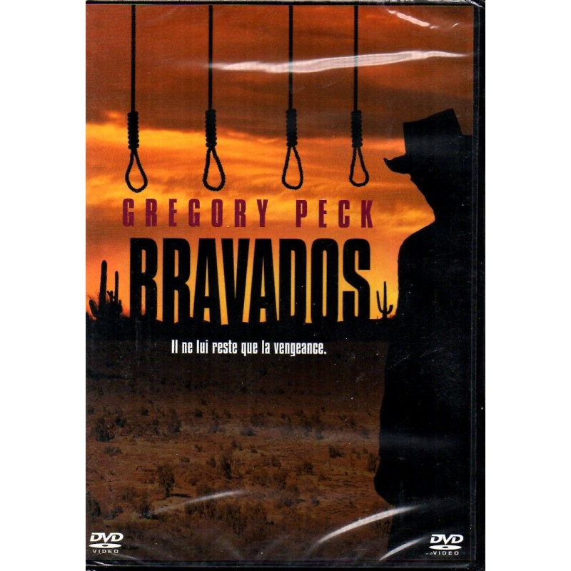 Bravados (Gregory Peck) - DVD Zone 2