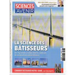 Sciences et Avenir (hors série) n° 198 H - La science des Bâtisseurs