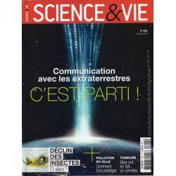 Science & Vie n° 1222 - Communication avec les extraterrestres : c'est parti !