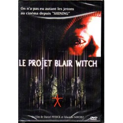 Le Projet Blair Witch - DVD Zone 2