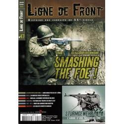 Ligne de Front n° 47 - 1944, la Troisième Armée en Lorraine : Smashing the FOE !