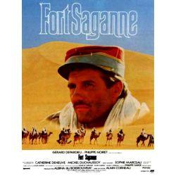 Affiche Fort Saganne (de Alain Corneau)