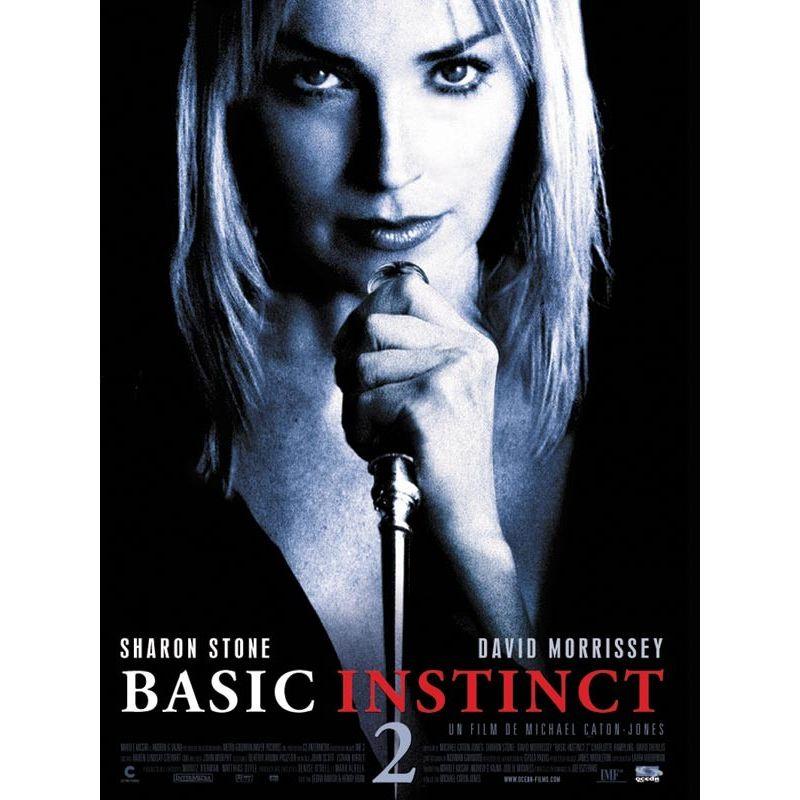 Basic Instinct 2 (de Michael Caton-Jones) affiche film
