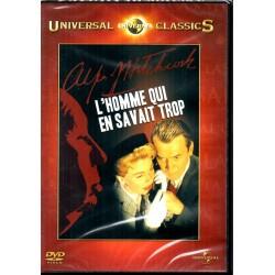 L'Homme qui en savait trop (d'Alfred Hitchcock) - DVD Zone 2