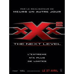 xXx The Next Level (de Lee Tamahori) Affiche film