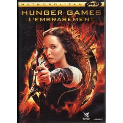 Hunger Games - L'embrasement (de Francis Lawrence) - DVD Zone 2