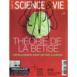 Science & Vie n° 1223 - Théorie de la Bêtise, l'intelligence n'est qu'une illusion !