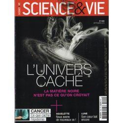 Science & Vie n° 1224 - L'Univers caché. la matière noire n'est pas ce qu'on croyait