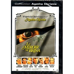 Le Miroir se brisa (D'après l'œuvre originale d'Agatha Christie) - DVD Zone 2
