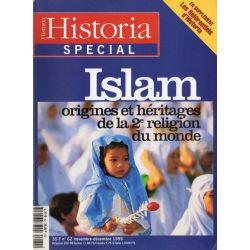 Historia Spécial n° 61 - Islam - Origines et héritages de la 2e religion du monde