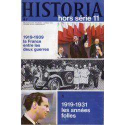 Historia Hors-Série n° 11 - 1919-1939, la France d'entre deux guerres