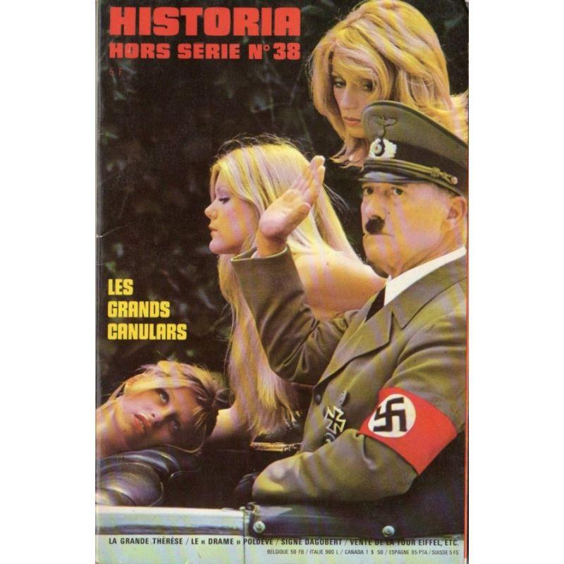 Historia Hors-Série n° 38 - Les Grands canulars de l'histoire