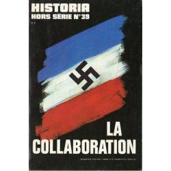 Historia Hors-Série n° 39 - La Collaboration