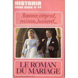 Historia Hors-Série n° 44 - Le roman du mariage