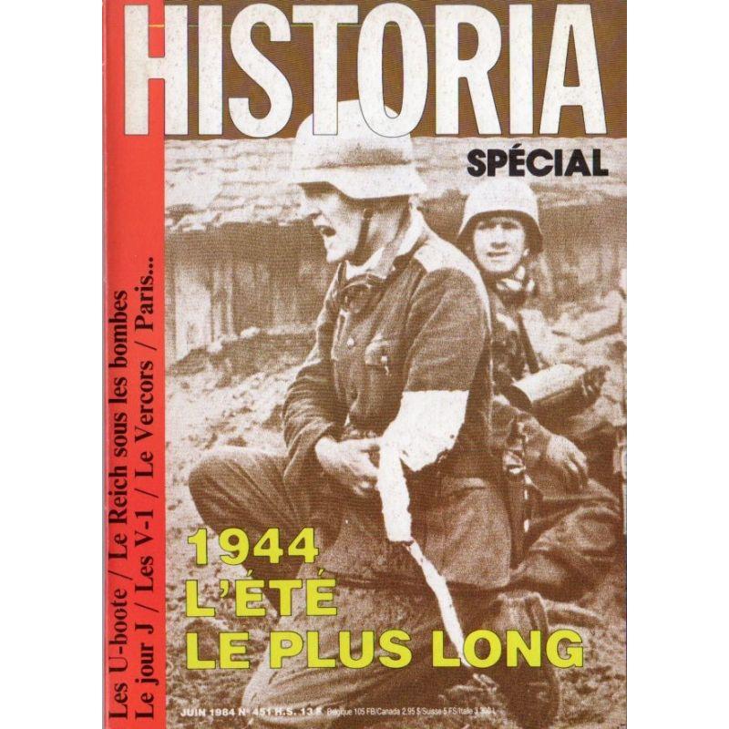 Historia Spécial n° 451 - 1944, l'été le plus long