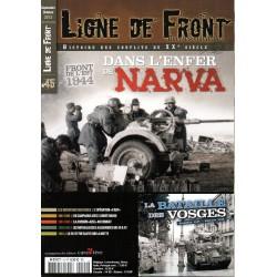Ligne de Front n° 45 - Dans l'enfer de Narva