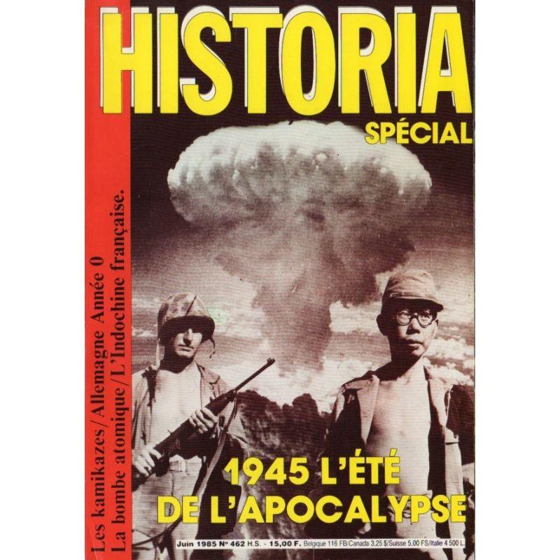 Historia Spécial n° 462 - 1945, L'été de l'apocalypse