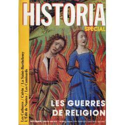 Historia Spécial n° 465 - Les Guerres de Religion