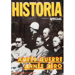 Historia Spécial n° 468 - Après-guerre Année Zéro