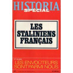 Historia Spécial n° 359 bis - Les Staliniens français