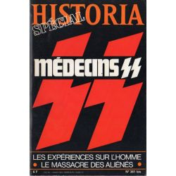 Historia Spécial n° 361 bis - Médecins SS