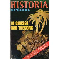 Historia Spécial n° 370 bis - La Chasse aux trésors