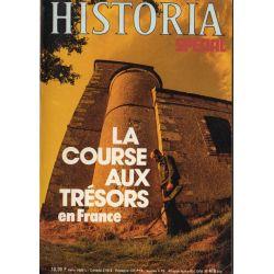 Historia Spécial n° 416 bis - La Course aux Trésors en France