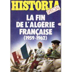 Historia Spécial n° 424 bis - La fin de l'Algérie Française (1959-1962)
