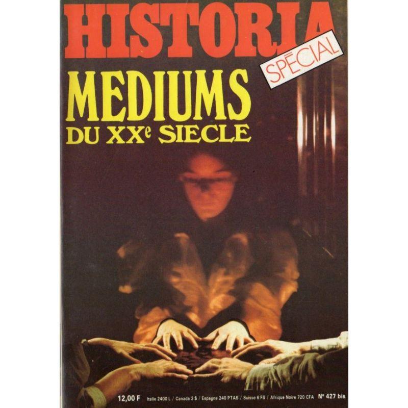 Historia Spécial n° 427 bis - Mediums du XXe siècle