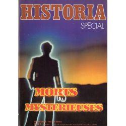 Historia Spécial n° 430 bis - Morts mystérieuses