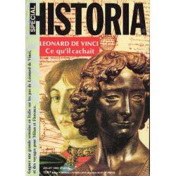 Historia Spécial n° 440 bis - Léonard De Vinci : ce qu'il cachait