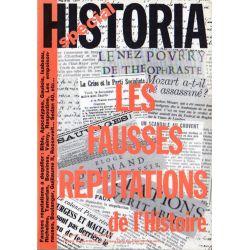 Historia Spécial n° 445 bis - Les fausses réputations de l'Histoire