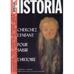 Historia Spécial n° 443 bis - Cherchez l'enfant pour saisir l'Histoire