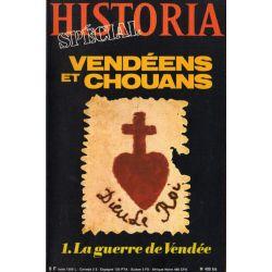 Historia Spécial n° 409 bis - Vendéens et Chouans - 1. La guerre de Vendée