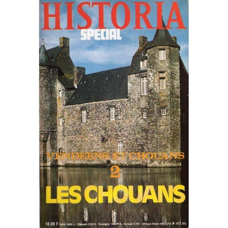Historia Spécial n° 412 bis - Vendéens et Chouans - Les Chouans