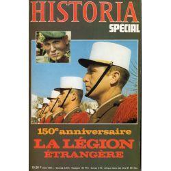 Historia Spécial n° 414 bis - La Légion Étrangère - 150e anniversaire