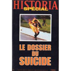 Historia Spécial n° 388 bis - Le Dossier du Suicide