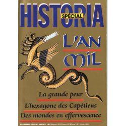 Historia Spécial n° 480 H.S. - L'An Mil, Les grandes peurs de l'Occident