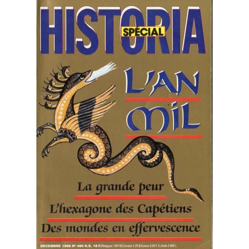 Historia Spécial n° 480 H.S. - L'An Mil