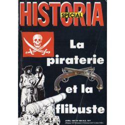 Historia Spécial n° 487 H.S. - La Piraterie et la Flibuste