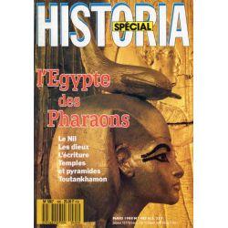 Historia Spécial n° 495 H.S. - L'Égypte des Pharaons
