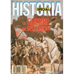 Historia Spécial n° 498 H.S. - La Guerre de Sécession