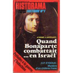 Historama n° 320 - Quand Bonaparte combattait ... en Israël