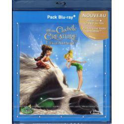 Clochette et la Créature Légendaire (Disney) - Blu-Ray + DVD zone 2