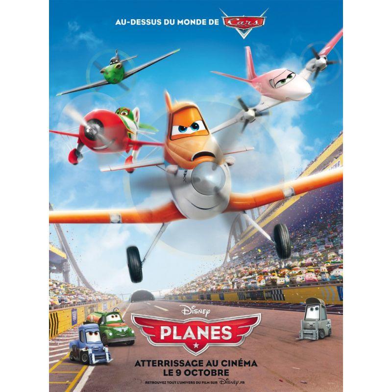 Affiche film Planes (Disney)