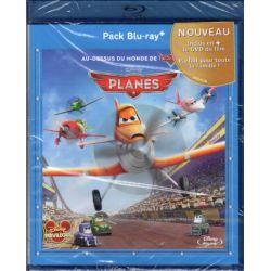 Planes (Disney) - Blu-Ray + DVD