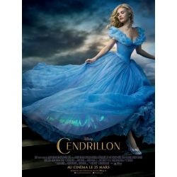 affiche film Cendrillon (Disney)