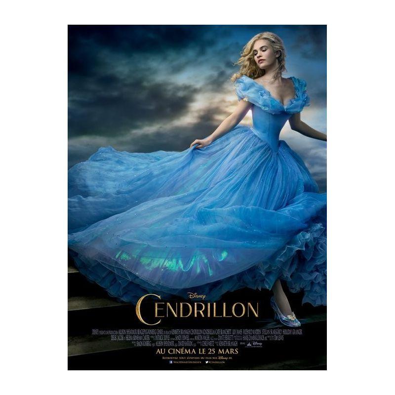 affiche film Cendrillon (Disney)