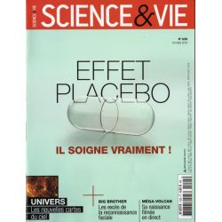 Science & Vie n° 1225 - Effet Placebo - Il soigne vraiment !